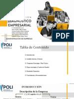 DIAGNOSTICO EMPRESARIAL - C Y D LOGISTICS S.A.S..pptx