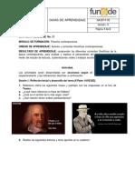 GUIA FIL #3 10° CORRIENTES FILOSÓFICAS II PARTE