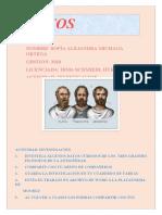 Tarea 4. de la Unidad 1. Tema 5 Datos curiosos de los filosofos de la antiguedad (1).docx