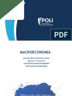 Mercado Biens y servicis Consumo ahorro e inversión