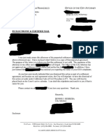 Copy of Letter From City Attorney