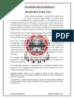 GUILLERMO SOLIS- ENSAYO DE INFRAESTRUCTURA VIAL