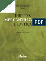 Direito Mercantilizacao e Justica