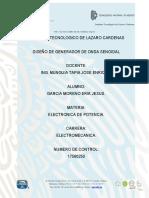 GENERADOR DE ONDA SENOIDAL