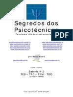 7 Bateria K-2 - TES - TAC - TRM - TDO - Exclusivo CESPE...ok.pdf