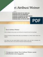 Teori Atribusi Weiner