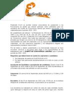 CONVOCATORIA COPASST PLASTICOLBI 2020