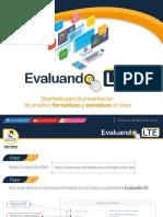 Instructivo Evaluando LTE ACTUALIZADO (1)