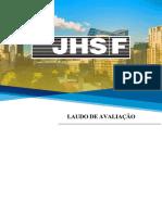 LAUDO DE AVALIAÇÃO JHSF - Taty