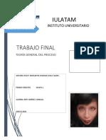 TRABAJO FINAL DE TEORIA GENERAL DEL PROCESO