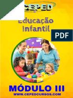 Educação Infantil - Módulo III.pdf