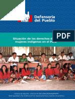 DERECHOS DE LAS MUJERES INDÍGENAS EN EL PERÚ