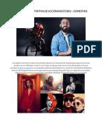 FOTOGRAFÍA DEPORTIVA DE ACCIÓN EN ESTUDIO – DOMESTIKA