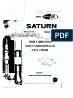 Saturn V Launch Vehicle Flight Evaluation Report - AS-512 Apollo 17 Mission