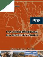 Plan Estrategico Territorial de la provincia de Catamarca