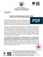 OUA-Aide-Memoire_7006_DepEd-Learning-Management-System-LMS-and-Electronic-Self-Learning-Modules-e-SLMs_2020_07_01