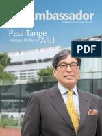 ASIJ Ambassador Magazine Fall 2010