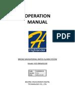Operation Manual V3.1