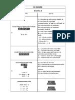 Formulario III Unidad