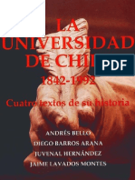 Discursos instalación U de Chile