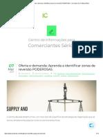 Oferta e demanda_ Aprenda a identificar zonas de reversão PODEROSAS - mercados de CI _ Blog Oficial