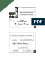 4.4.Capital riesgo