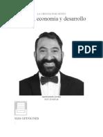 Ciencia, economía y desarrollo