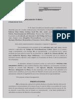 ESCRITO DE  DEMANDA  DE  DESCONOCIMIENTO DE  LA PATERNIDAD.doc