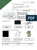 Clase N° 2 - Extraer información explícita e implícita de un texto narrativo cuento.