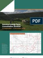 Sunnica Consultation Booklet