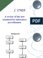 ISO17025 ILAC