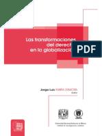 Las transformaciones del derecho en la globalización - Jorge Luis Fabra Zamora