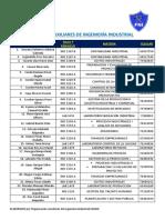 Lista de Auxiliares de IND