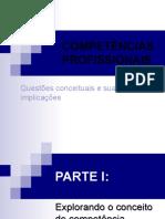 Competências curriculares[1]