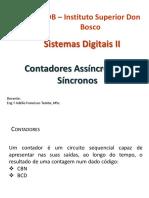 Aula 2 - Contadores Assíncronos e Síncronos