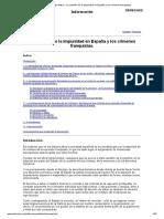 2004 Equipo Nizkor - La cuestión de la impunidad en España y los crímenes franquistas_