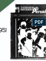 Mundo peronista - Ano 1 n.6 Octubre 1951