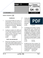 QA-03 _3 PLD with Solutions
