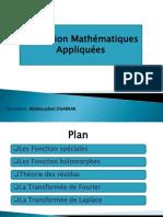 Formation Mathématiques Appliquées