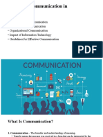 Chapter 7 Communication in Organization.pptx