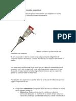 Componentes de los circuitos neumáticos