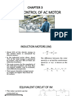 Chapter 3 DET50063_SPEED CONTROL OF AC MOTOR