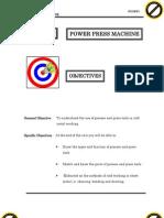Unit5 Power Press Machine