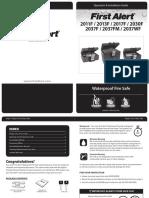 First Alert 2017FE Manual.pdf