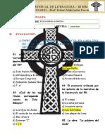 PRACTICA MENSUAL DE LITERATURA 4TO