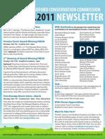 BCC February 2011 Newsletter