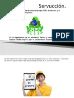 Proyecto Servucción