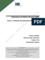 20190630 - MNP do SDD - Anexo I - Definição dos Elementos de Informação v0.60_ECA