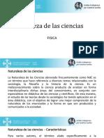 Naturaleza de La Ciencia 24 Sep 2020 Clase1