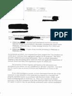 NSA WikiLeaks letter